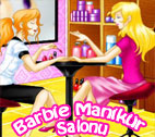 Barbie Manikür Salonu