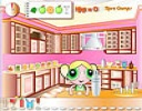 Powerpuffgirls Cafe